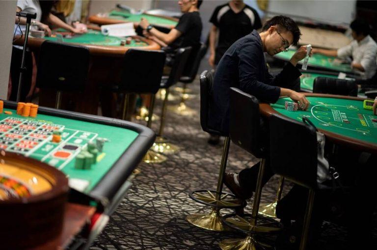 japan casino tourism